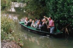Herbstexkursion ins Marais Poitevin