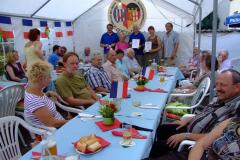 Grillfest zum 14. Juli